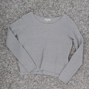 TNA Waffle Knit Penny Sweater